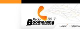 Radio Boomerang – Site de la radio